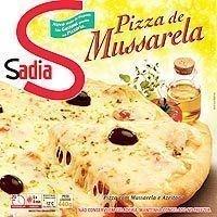Pizza de Mussarela...