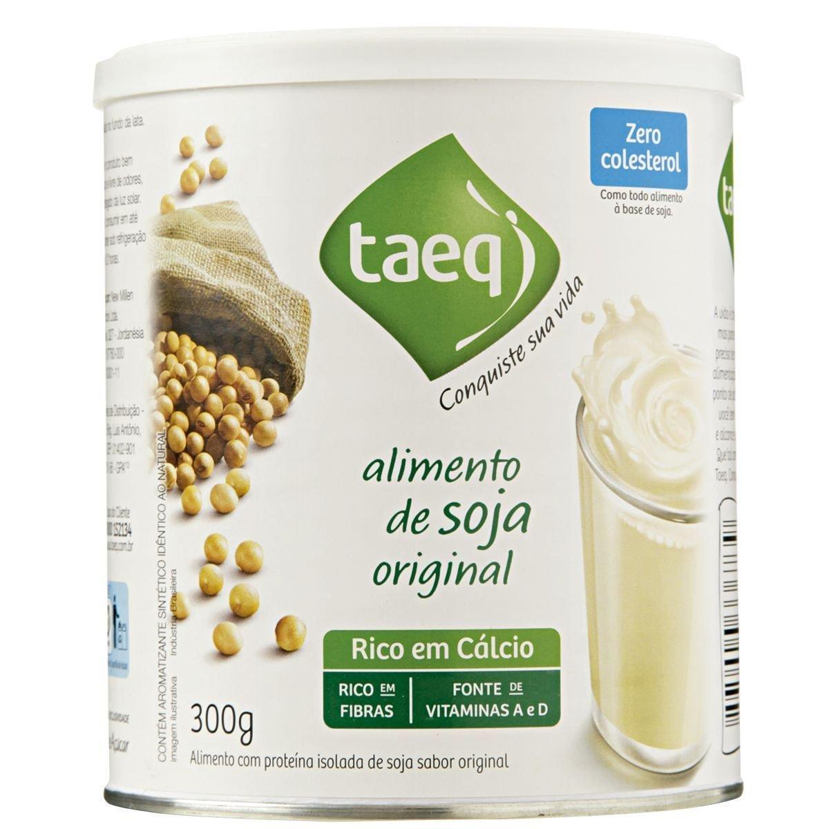 Preferência Alimento com Proteína de Soja Sabor Original TAEQ Lata 300g NK09
