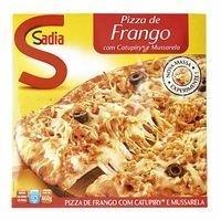 Pizza de Frango com...