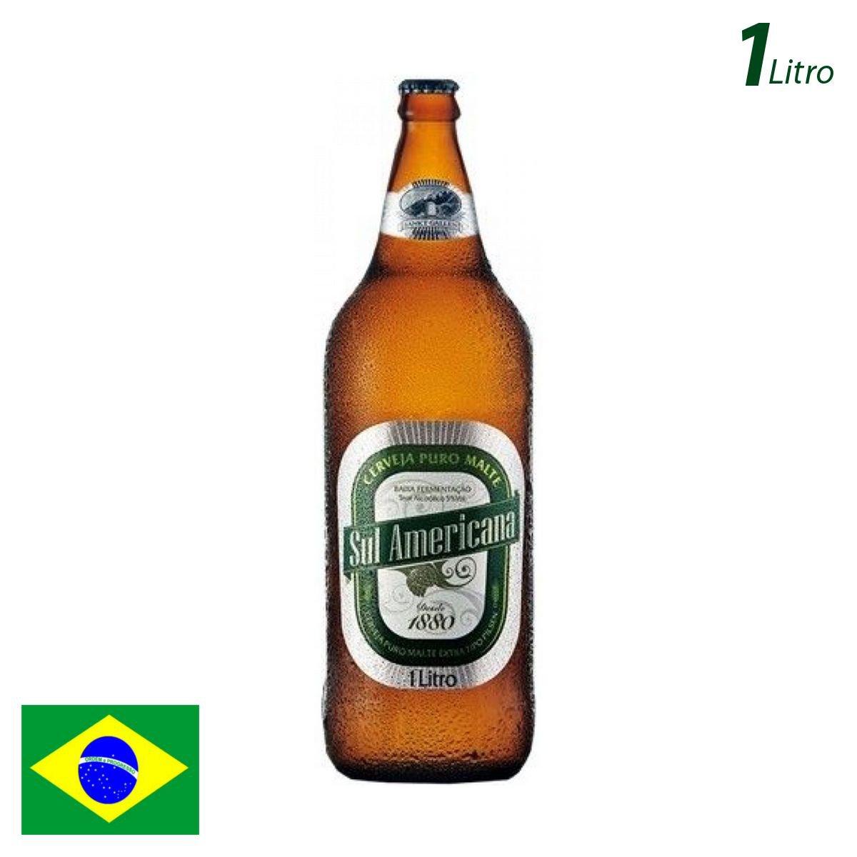 Muito Cerveja SUL AMERICANA Garrafa 1 Litro VY95