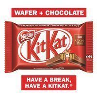 Chocolate Kit Kat...