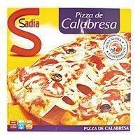 Pizza de Calabresa...